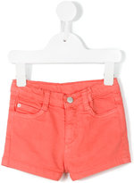 Knot - twill shorts - kids - Cotton/Elastodiene - 3 yrs