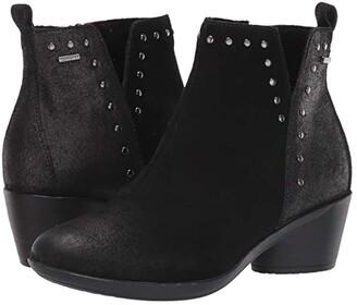 Romika Daisy 01 Waterproof (Black/Kombi) Women's Boots