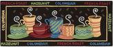 Nourison Coffee Washable Runner Rug