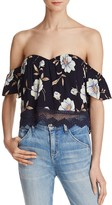 Cotton Candy Off-the-Shoulder Top - 100% Exclusive