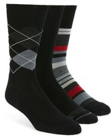 Smartwool 3-Pack Merino Wool Blend Crew Socks