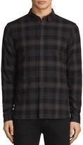AllSaints Monson Plaid Shirt