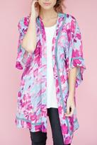 Somedays Lovin Floral Print Kimono