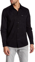 Volcom Bayne Long Sleeve Modern Fit Shirt