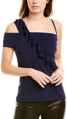 Jason Wu Collection One-Shoulder Top