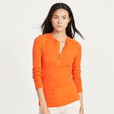 Ralph Lauren Cotton Half-Zip Shirt
