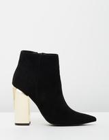 Spurr Nicole Ankle Boots