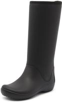 Crocs Rainfloe Tall Boot Black