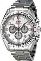 Omega Men's 321.10.44.50.02.001 Dial Speedmaster Silver Dial Watch