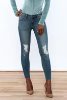 Just USA Mid-Rise Skinny Jean