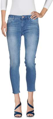 Silvian Heach Denim pants - Item 42667025UC