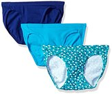 Hanes Women's Comfort Soft Cotton Stretch Bikini Panty Assorted (Pack of 3)