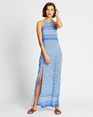 Rusty Morocco Maxi Dress