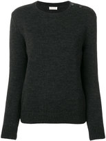Masscob round-neck sweater