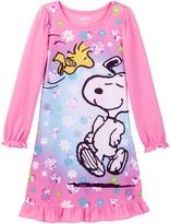 Komar Peanuts Gown (Toddler Girls)