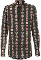 Dolce & Gabbana Dolce E Gabbana Men's Black Cotton Shirt.