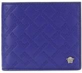 Versace Embossed Greca Wallet