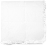 Melange Home Ruffle Edge Down Alternative Blanket