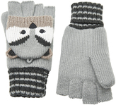 Accessorize ThinsulateTM Racoon Capped Gloves