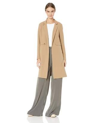 Kasper Women's Notch Collar Stretch Crepe Jacket