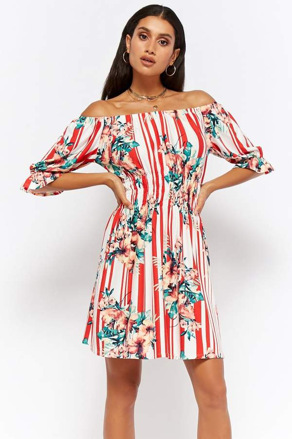 c9e88dff297 Forever 21 Red Dresses - ShopStyle Canada