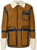 J.W.Anderson shearling jacket