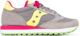 Saucony contrast trainers - women - Leather/Suede/Polyester/rubber - 37.5