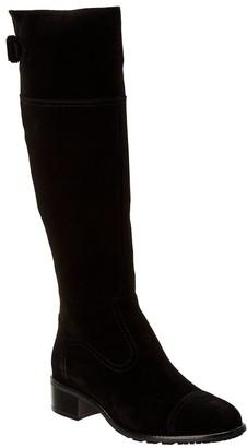 Aquatalia Ofilia Weatherproof Suede Boot