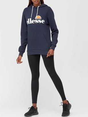 Ellesse Heritage Torices Pullover Hoodie - Navy