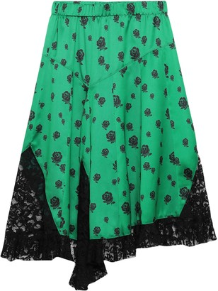 Kenzo 3/4 length skirts