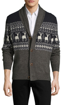 Life After Denim Hunter Intarsia Cardigan