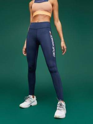 Tommy Hilfiger High Rise Waist Logo Leggings