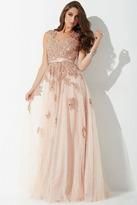 Jovani 25660 Embellished Sweetheart A-line Dress