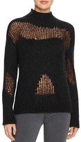 Astr Mix Stitch Sweater