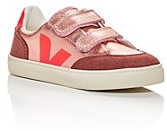 Veja Girls' Velcro Low-Top Sneakers - Toddler, Little Kid