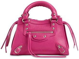 Balenciaga Mini Neo Classic City Leather Bag