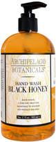 Archipelago Botanicals Black Honey Hand Wash by 17oz Liquid Soap)