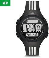 adidas Unisex ADP6085 Questra White Stripe Strap Watch