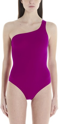 Isabel Marant One Shouldered Swimsuit