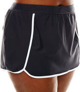 Free Country Skirted Swim Bottoms - Plus