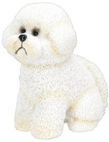Summit Bichon Frise Dog - Collectible Figurine Statue Figure Sculpture Puppy