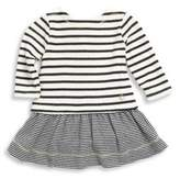 Petit Bateau Baby's Laurent Long Sleeve Dress