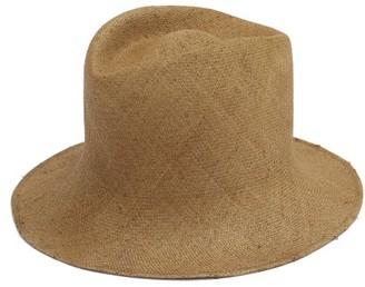 Reinhard Plank Hats - Contadino Straw Panama Hat - Womens - Tan