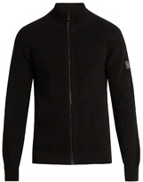 Belstaff Parkgate zip-through cotton sweater