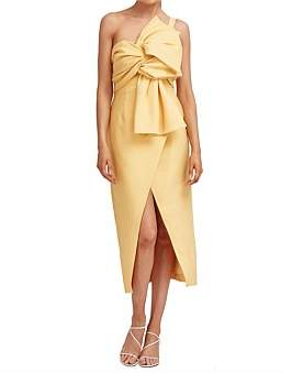 C/Meo Collective Each Other Sleeveless Midi Dress