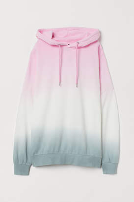 H&M Cotton hooded top