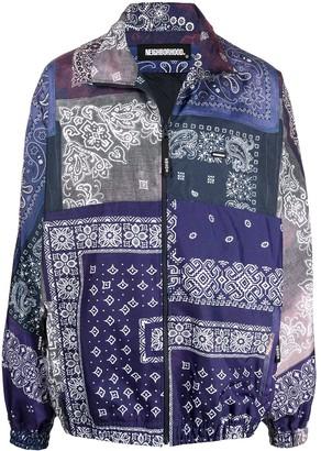 Neighborhood Track-B E jacket