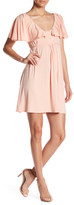Rachel Pally Bellah Flutter Sleeve Dress