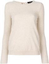 Cividini crew neck sweater - women - Cashmere - 42