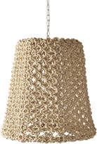 Serena & Lily Yountville Woven Abaca Pendant